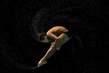 Male Diving
