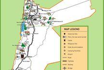 Izrael Jordansko