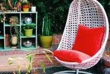 porch ideas / by Caroline Maestri