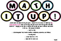 All 4 Operations / by CSISD Math Specialists