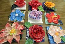 G&T Art Club Clay/Ceramics Project ideas