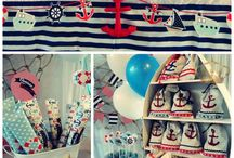 Beach / Nautical party