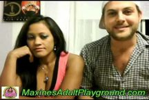 Top Q & A at Maxine's Adult Playground /  Maxine's Adult Playground 323 Ouellette Ave. Windsor, Canada 519-255-7399 http://www.maxinesadultplayground.com  Shop Online!  http://Shop.MaxinesAdultPlayground.com