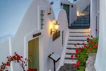 Řecko a ostrovy