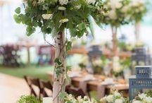 2. Wedding reception.