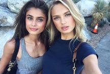 Romee and Taylor