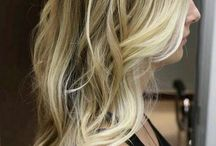 hair goalz / by Allie Wycoff