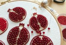 Výšivky | Embroidery