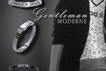 Gentleman moderne / Bracelet acier