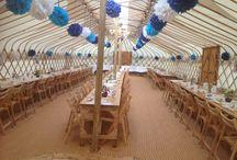 Yurt Weddings
