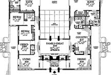 house plans / by Michelle Majano