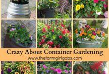 Pins from The Farm Girl Gabs / Pins from the blog How Does Your Garden Grow? / www.thefarmgirlgabs.com