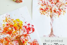 Fall art projects / by Nancy Austin