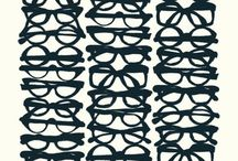 Spectacles Art Pattern