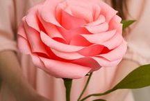 çiçek el yapımı