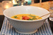Supper / Suppeoppskrifter