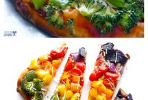 Recipes - Dinner - Vegetable mains / Veg! / by InspiredUK