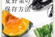 食品の保存法