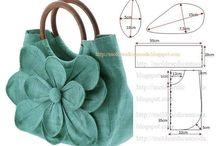 Táska Bag Tutorial