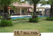 Immobilien Hua-Hin / Traum Villas, Häuser und hübsche Appartments, Eigentumswohnungen in Hua-Hin, Thailand