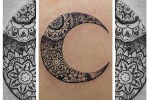 Tatuajes De Luna