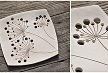pro radost / přírodní motiv pro kresbu a keramickou tvorbu