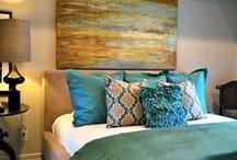 golden sand bedroom