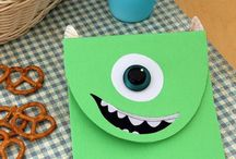 Monsters University Fun!  / by Jocelyn @ Hip Mama's Place