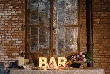 get the look   industrial meets vintage wedding