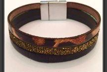 Bracelets Manchettes / Wrap