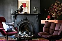 Decorating | Dark interiors
