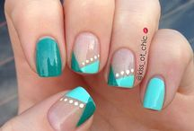 Nail Ideas / by Shannon Fackler