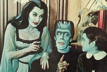 Monster Mash / Monsters. Munsters. Creatures. Just lots of frightful & delightful pix.  / by HorrorKat 💀👻🎃