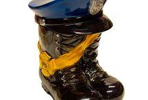 I LOVE my police officer! <3 / by Becky Beamer