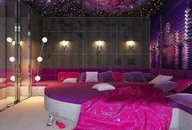 Caitlin's bedrooms