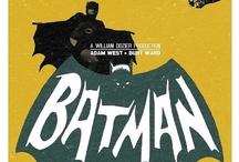 Batman related / by Kelly-Anne Gordon