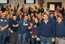 Company Culture / We love our work!