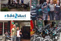 Rent a bike in Vietnam