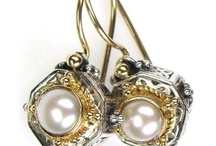 Earrings / Gerochristo Earrings Made in Greece http://stores.ebay.com/Parthenon-Greek-Jewelry