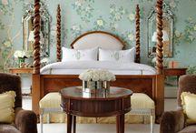 Bedrooms & Bedding / by Krista Marsh