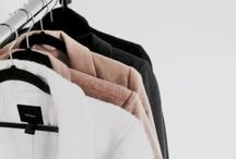 aes: folded clothes