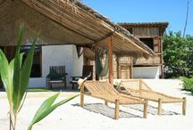Guludo Beach Lodge / Guludo is a small, intimate and exclusive lodge in the Quirmbas National Park. It is an ingenious blend of luxury, traditional and contemporary styles with the highest of environmental and social integrity, perfect beach accommodation.