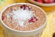 Healthy Breakfast Recipes / by Sydney Sopher