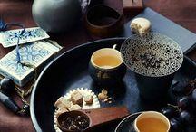 Moodboard // Tea