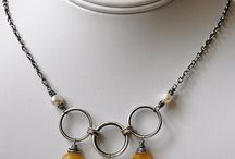 Jewelry - Necklaces / by Lisa Bray