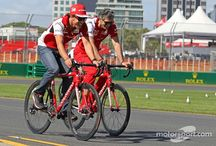 厩舎 / scuderia ferrari F1 team