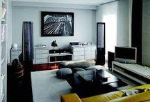 Home design / La Maison Borrelly s'intéresse au Home Design et vous fait partager ses intérieurs préférés  http://www.lamaisonborrelly.com