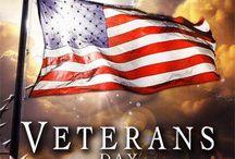 Veteran's Day / by Denise Owen