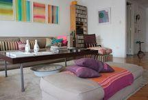 Living  / Decoración hogar en Armonía