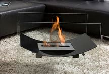 mobile Fireplaces